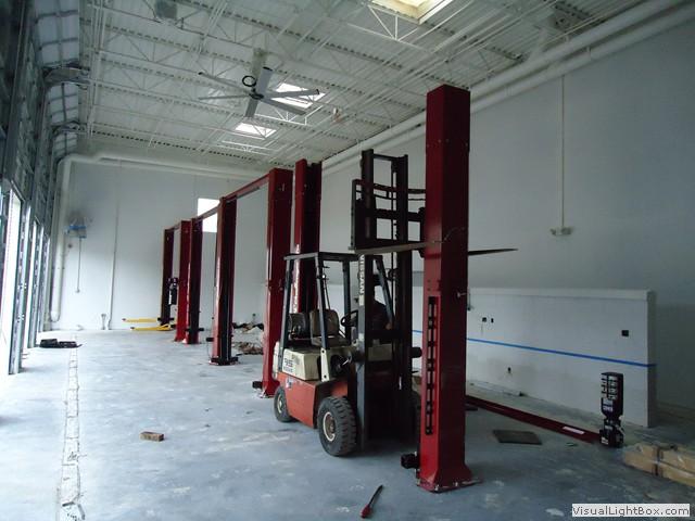 Ac Auto Parts >> Orlando Kia Installation: (6) 2 Post lifts